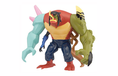 Ben 10 Toys Ultimate Kevin Ultimate Ampfibian