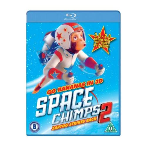 space chimps 2 review